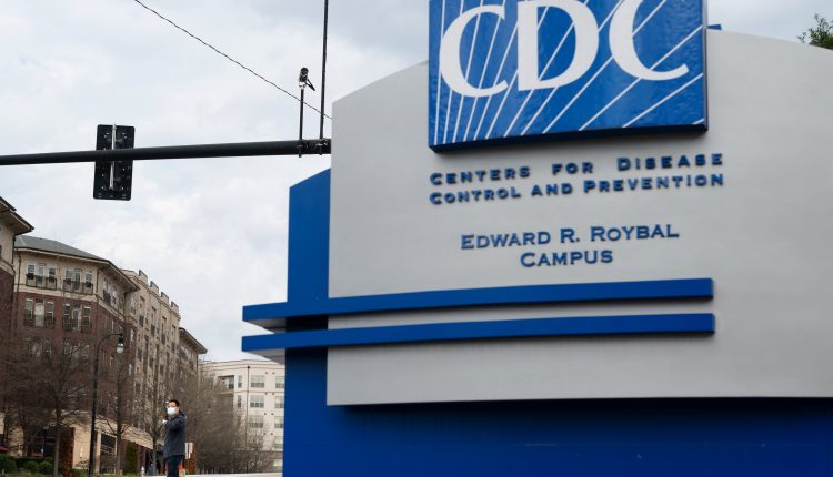 CDC says new Covid strain in U.S. could stress 'heavily