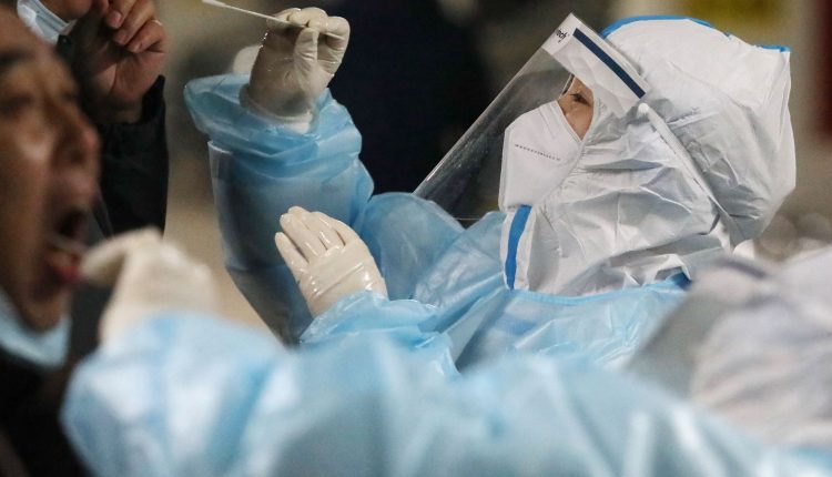 China's Covid outbreak still not at a turning point: Hospital