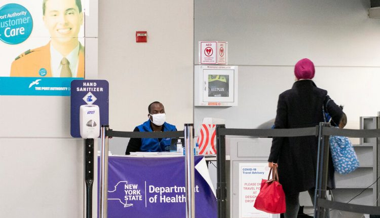 Traveling (or Returning) to the U.S.? Prepare to Take a