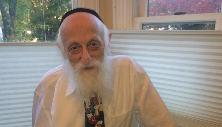 Abraham Twerski, Who Merged 12 Steps and the Torah, Dies