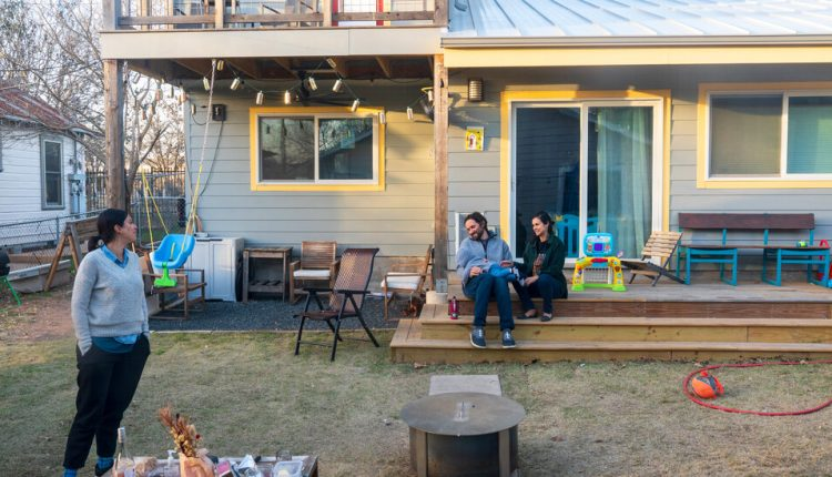 Housing Parents in a Pandemic: How About the Backyard?