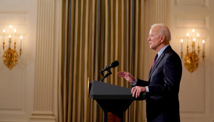 With Economy in 'Crisis,' Biden Is Ready to Bypass G.O.P.