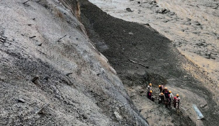 Mountains, Ice and Climate Change: A Recipe for Disasters