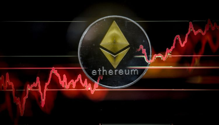 Ether (ETH) cryptocurrency hits new ATH above $1700