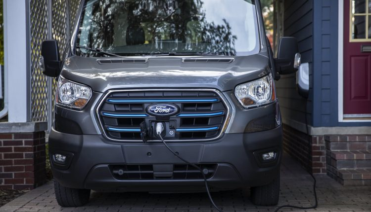 Ford won't 'cede the future to anyone' on electric vehicles: