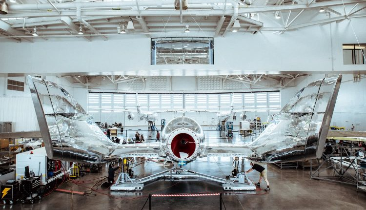 Virgin Galactic SPCE shares drop after delaying next spaceflight test