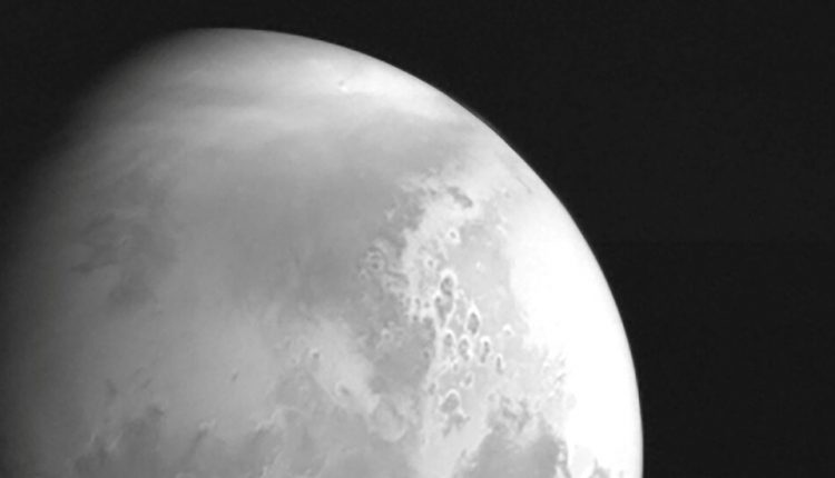 China's Mars Mission Is Up Next to Orbit the Red