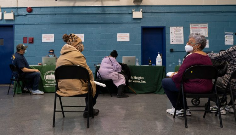 New Yorkers with chronic health conditions can now sign up