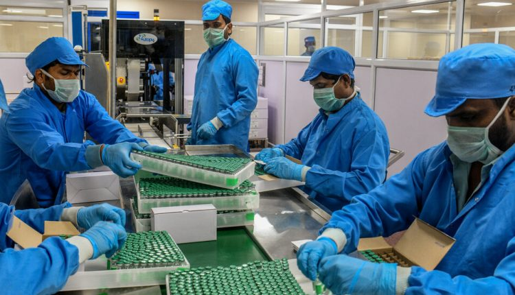 India and China Use Vaccines as Diplomacy Tools