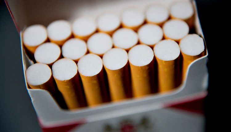 Tobacco stocks drop on report Biden is planning to limit