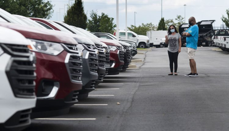 New or used, car prices climb as inventory dips this