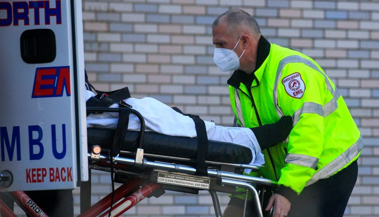 More young people hospitalized as more contagious variants spread