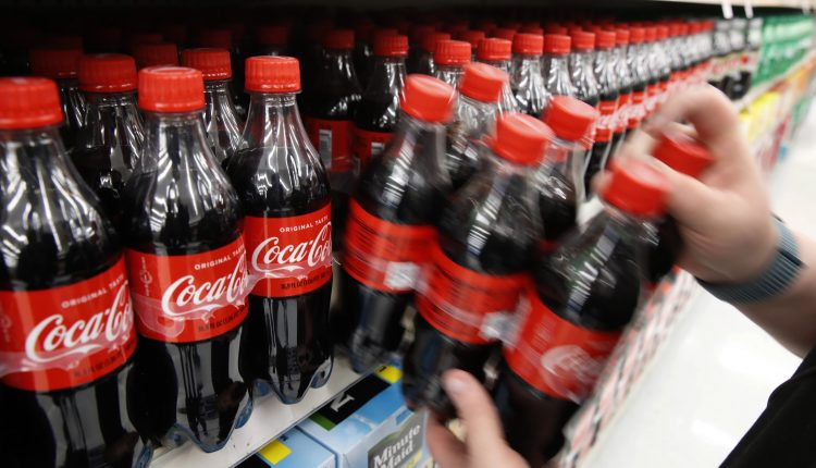 Coca-Cola (KO) Q1 2021 earnings beat
