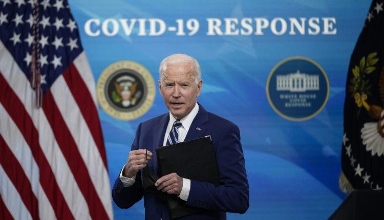 Biden admin spending $1.7 billion tracking new strains